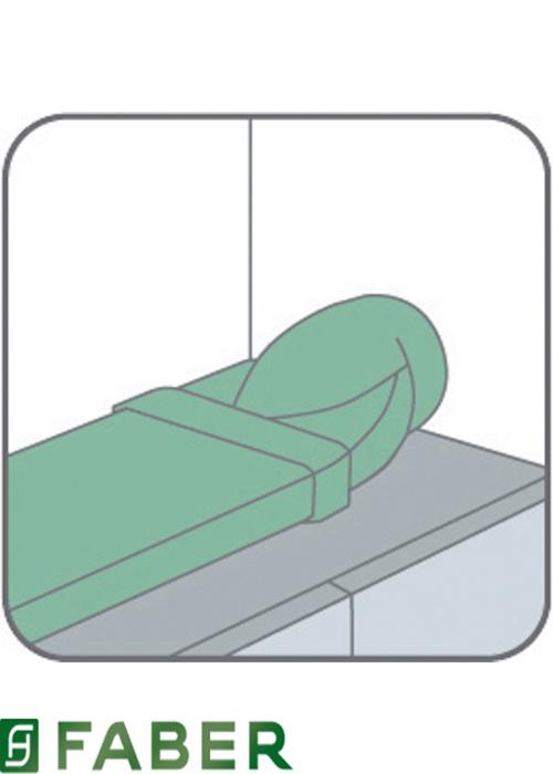 Raccordo rrc per tubo rettangolare per cappa 260 x 226 x for Cappa filtrante senza tubo