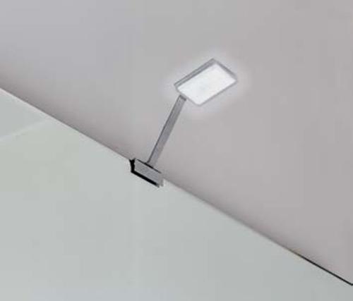 Applique da bagno lampada a led per montaggio a bordo specchio design eco ebay - Applique specchio bagno ...