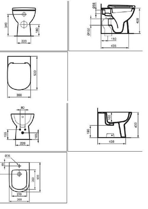 Wc Filo Parete Dolomite.Dettagli Su Sanitari A Terra Filo Muro Gemma 2 Dolomite Vaso Wc Bidet Sedile Assicurazione