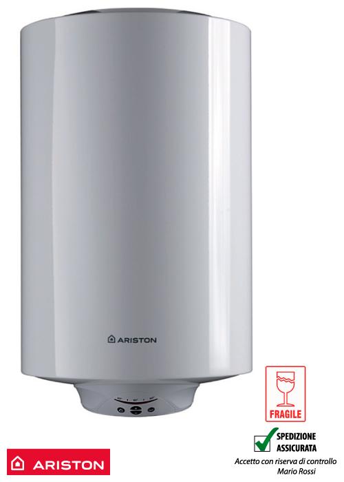 Scaldacqua scaldabagno ariston 50 litri verticale pro eco 5 anni ebay for Scaldabagno elettrico ariston 50 litri prezzi